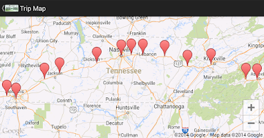 Screenshot of Tennessee County Plates