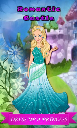 Romantic Castle: Girl Dress Up