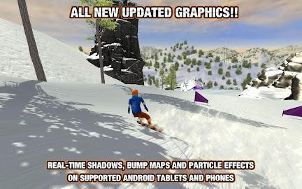 Crazy Snowboard Screenshot 6
