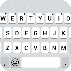Download Emoji Keyboard - White Flat 3 0 Apk (2 87Mb), For Android