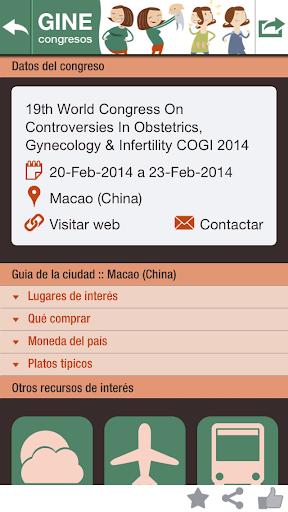 【免費醫療App】GINECOLOGIA Congresos-APP點子