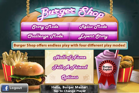 Burger Shop FREE 1.3 screenshot 235859