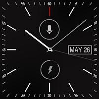 Screenshot of Watch Face - Modern Classics