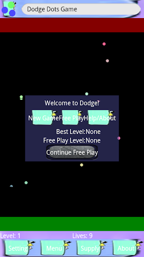 【免費通訊App】Dodge Dots Game-APP點子