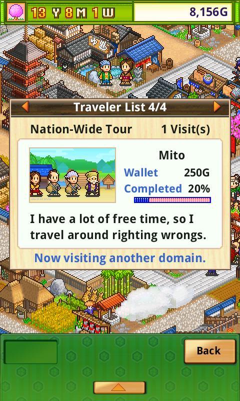 Oh!Edo Towns screenshot #3