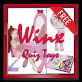 Quiz Toys Fairy Club