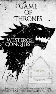 Westeros Conquest- screenshot thumbnail