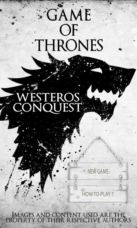 Westeros Conquest- screenshot