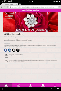 K&M Fashion Jewellery screenshot 2