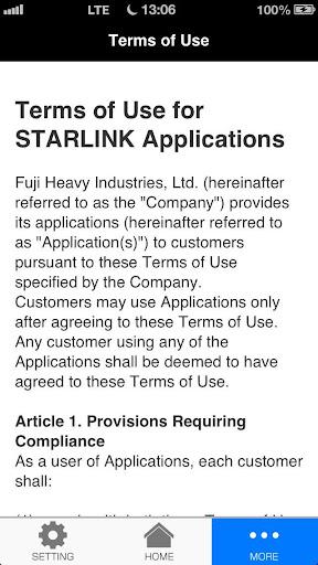 無料交通运输AppのSUBARU STARLINK|記事Game