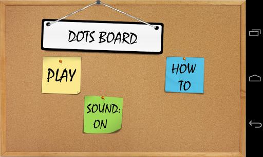 Dots Board Puzzle