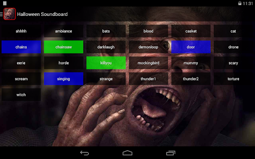 Halloween Soundboard - screenshot thumbnail