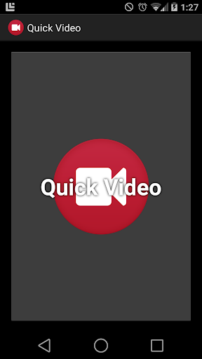 Quick Video Recorder