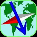 FMap - online/offline Maps icon