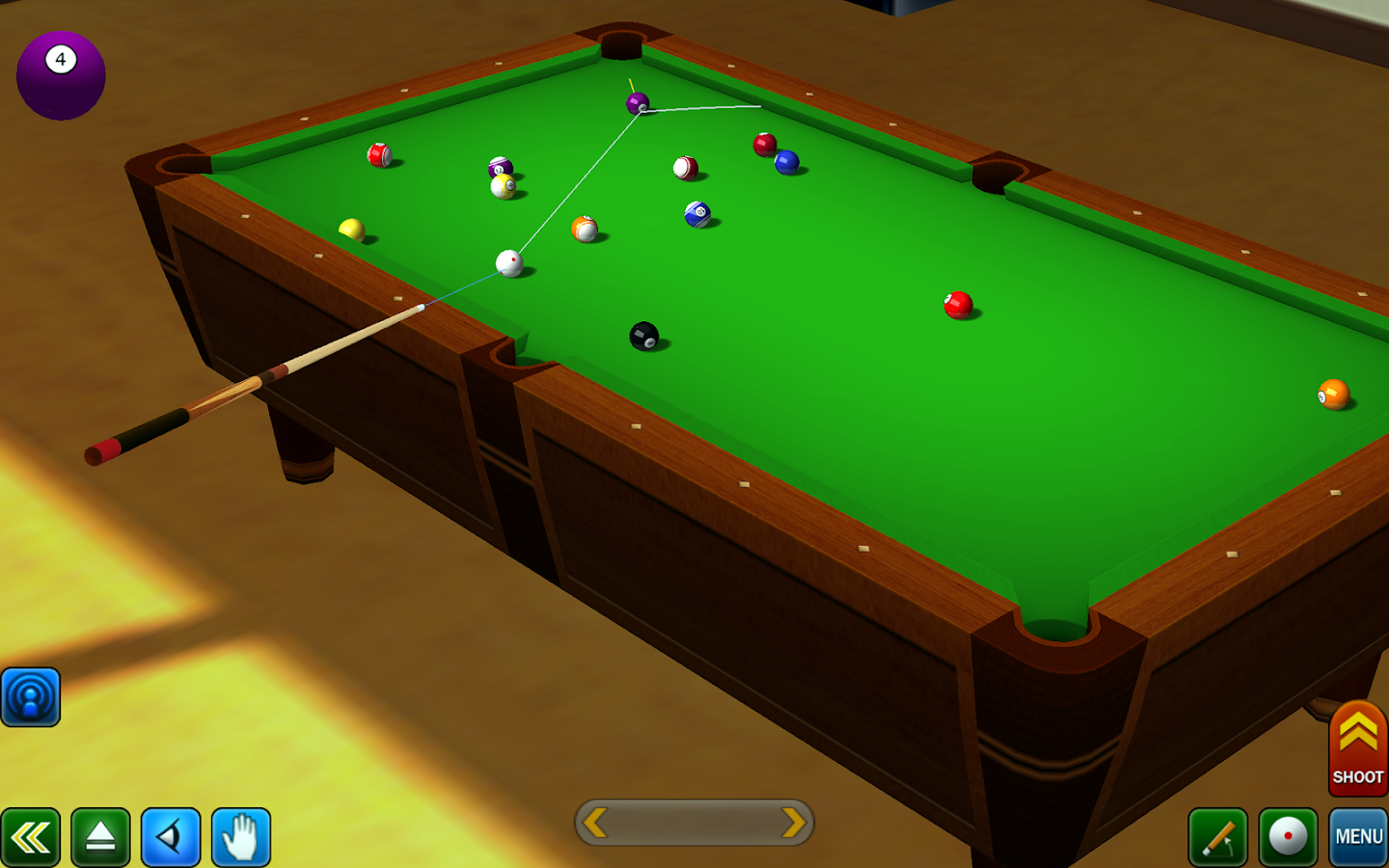 Pool Break Lite Android