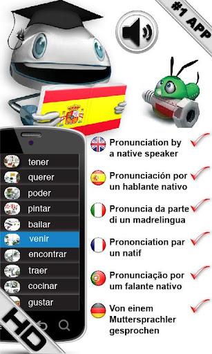 FREE 学习西班牙语动词