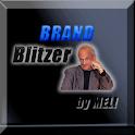Brand Blitzer by Mel! logo