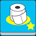 Diario della toilette icon