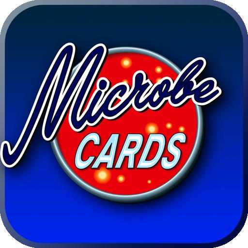 Microbe Cards LOGO-APP點子