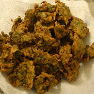 Spinach Pakora Recipe