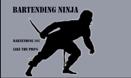Bartending Ninja