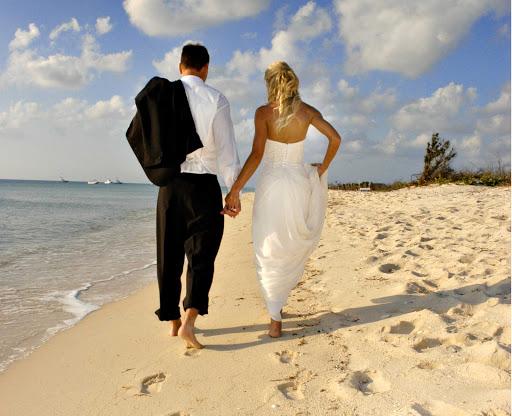 Cozumel-wedding - Cozumel has become popular for weddings.