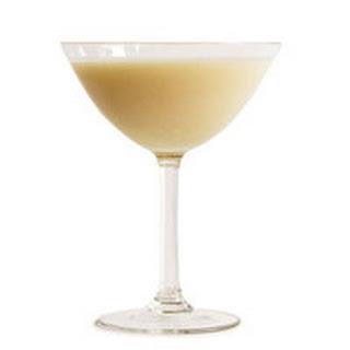 Vanilla Pear-tini
