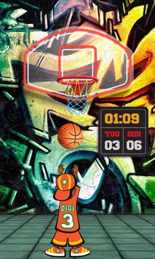 玩免費體育競技APP|下載Basketball 1 on 1 FREE app不用錢|硬是要APP