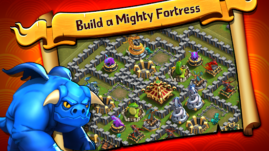 Battle Dragons:Strategy Game Screenshot 7