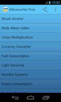 Screenshot of All Converter PRO