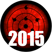 Sharingan Livewallpaper 2015