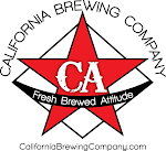 Logo for California Brewing Company