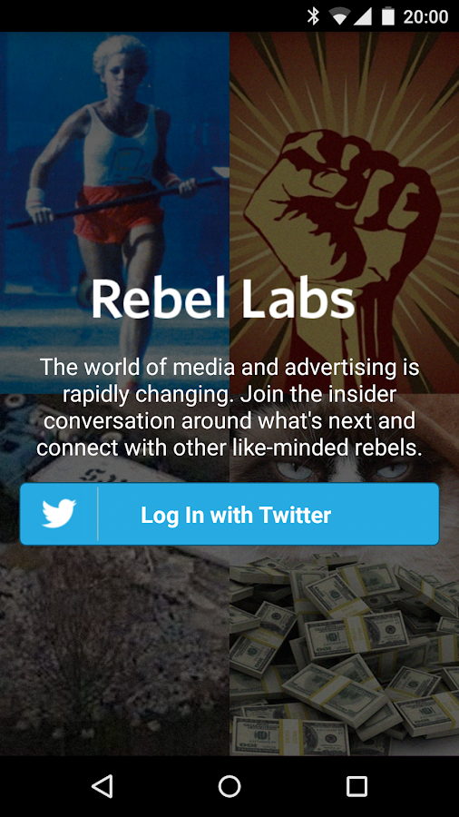 Rebel Labs- screenshot