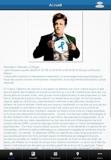 【免費生活App】Refuge Réunion-APP點子