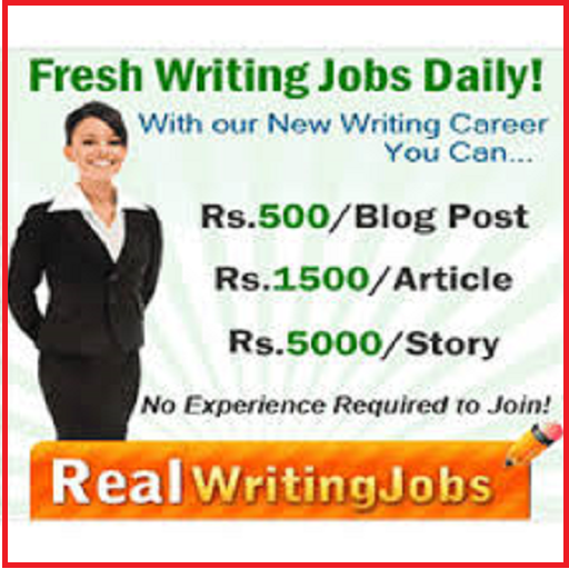 writing jobs in india Job seeker toolkit: sample resume writing, paid professional resume writing, resume distribution, sample visual resume, social profiler, interview preparation, career this is because online job sites in india have made it easy to find your dream job and they are accessible at your fingertips.