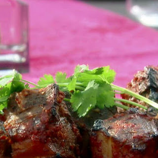 Spicy Sticky Lamb Chops Recipe