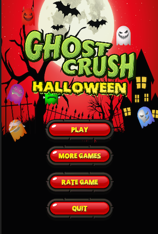 Ghost Crush Halloween