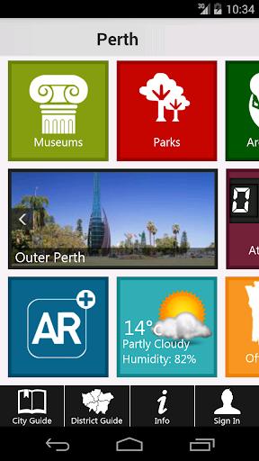 Perth Travel - Pangea Guides