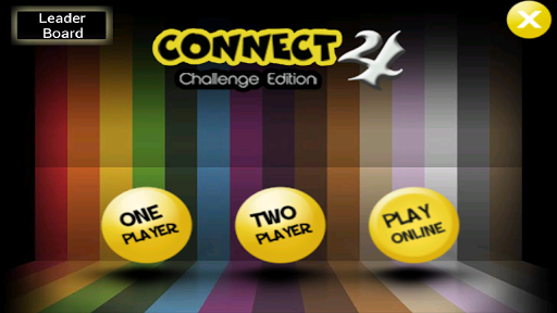 Connect Four Challenge Edition