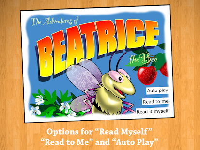 Adventures of Beatrice the Bee- screenshot thumbnail