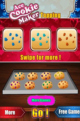 Cookie的流行製作兒童遊戲