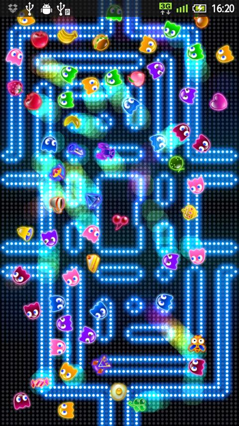 PAC-MAN Live Wallpaper - screenshot