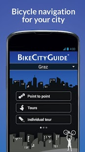 BikeCityGuide - screenshot thumbnail
