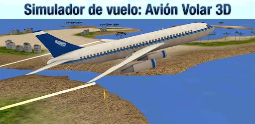 simulador de aviones comerciales