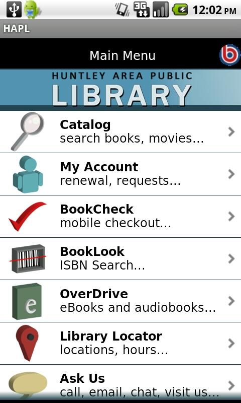 Huntley Area Public Library - screenshot