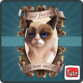 Grumpy Cat Tube