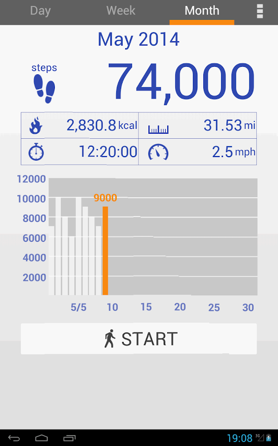 Pedometer - Android Apps on Google Play