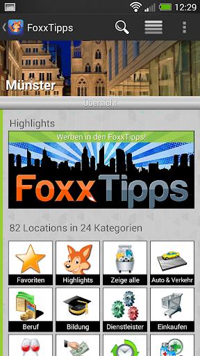 FoxxTipps Münster