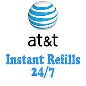 AT&T Instant Refills 24/7