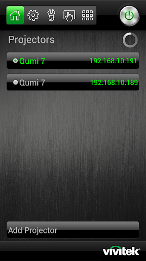 Vivitek Mobile Remote